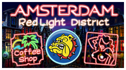 Zum Amsterdam Red Light District